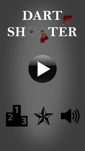 Dart Shooter - Spinning Board