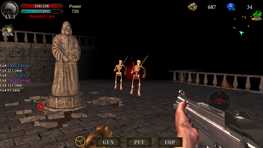 Tomb Hunter Pro 1.0.51 screenshots 21