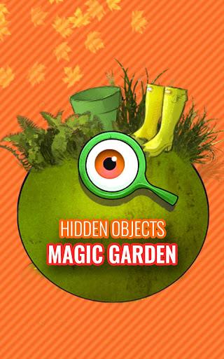 Hidden Objects - Magic Garden 1.0 screenshots 5