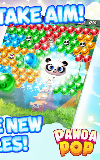 Panda Pop screenshot 8