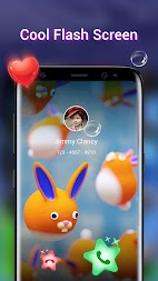 Color Phone - Call Screen & LED Flash APK screenshot thumbnail 2