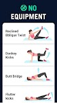 screenshot of 30 Day Fitness Challenge - Workout at Home