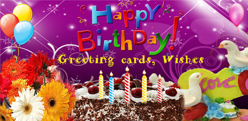 Birthday Greeting Cards Apps On Google Play