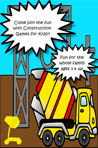 Construction Games For Kids