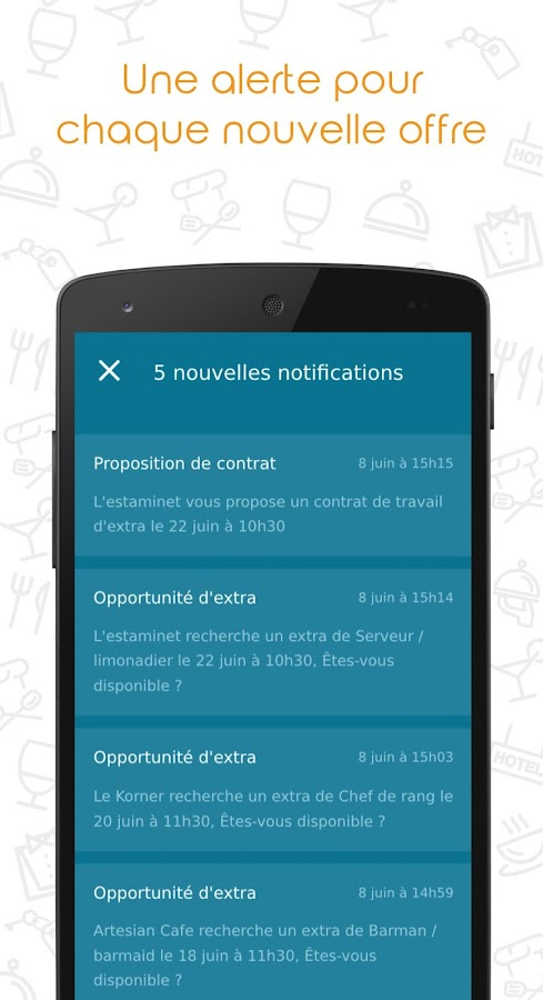 Gofer - un extra, un emploi- screenshot