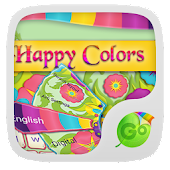 Happy Colors GO Keyboard