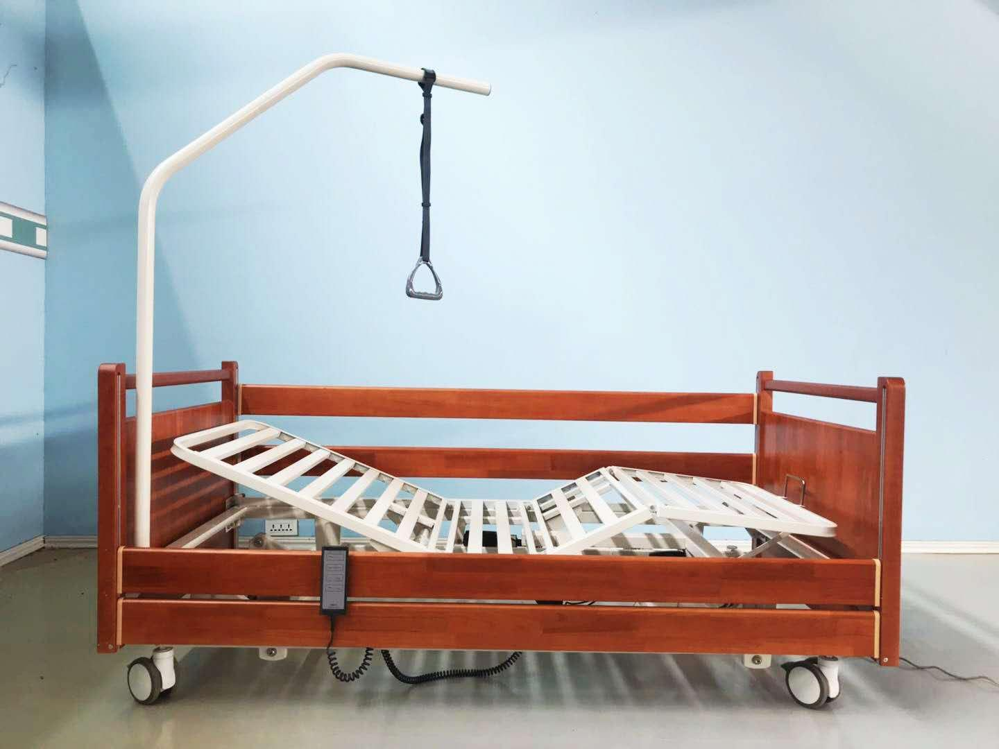 electric hospital style bed home use