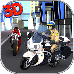 Police Bike Crime Simulator 3D for PC and MAC