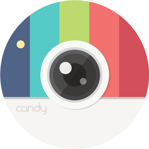 Candy Camera - selfie, beauty camera, photo editor app (apk) free download for Android/PC/Windows