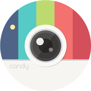 Image result for candy camera app logo
