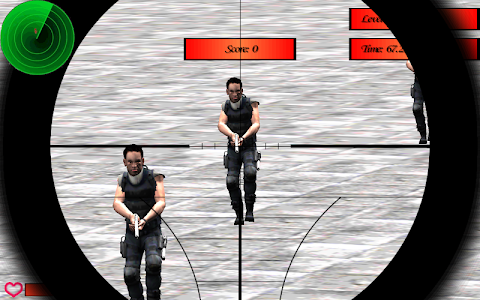 ARMY BASE COMMANDO SNIPER screenshot 8