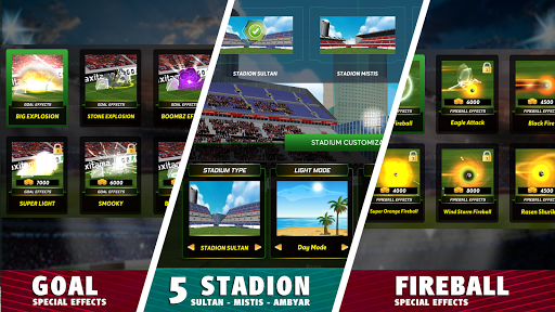 Super Fire Soccer Indonesia 2020: Liga & Turnamen apkpoly screenshots 8