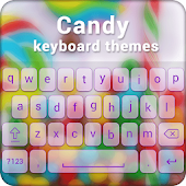 Candy Keyboard Theme