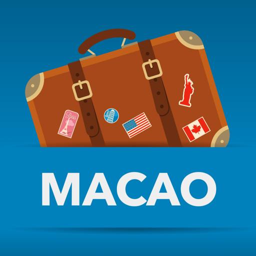 Macau Macao offline map