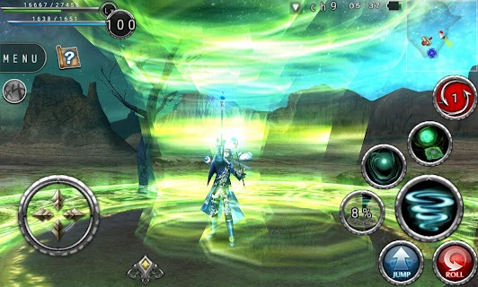 Online RPG AVABEL [Action] screenshot 05