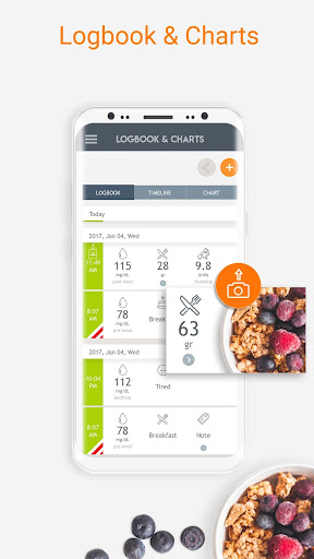Dario: Diabetes Management Simplified 4.2.1.0.10 screenshots 1