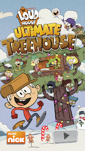 Loud House: Ultimate Treehouse poster