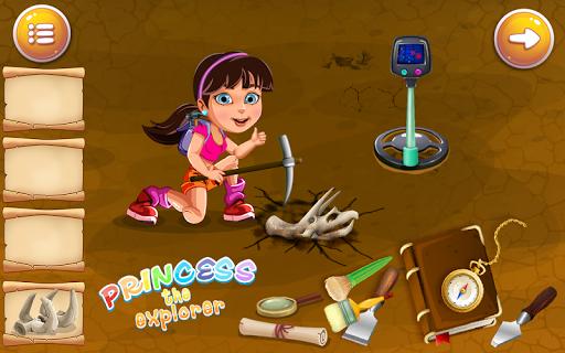 Dora Dinosaur Bones Explorer 1.0 screenshots 9