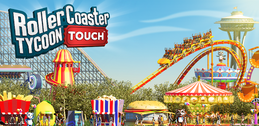 RollerCoaster Tycoon Touch - Build your Theme Park - by