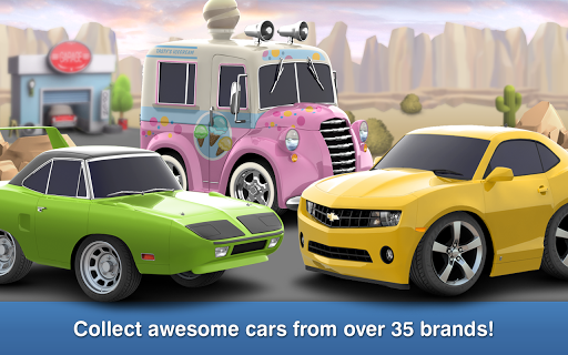Car Town Streets screenshot 2