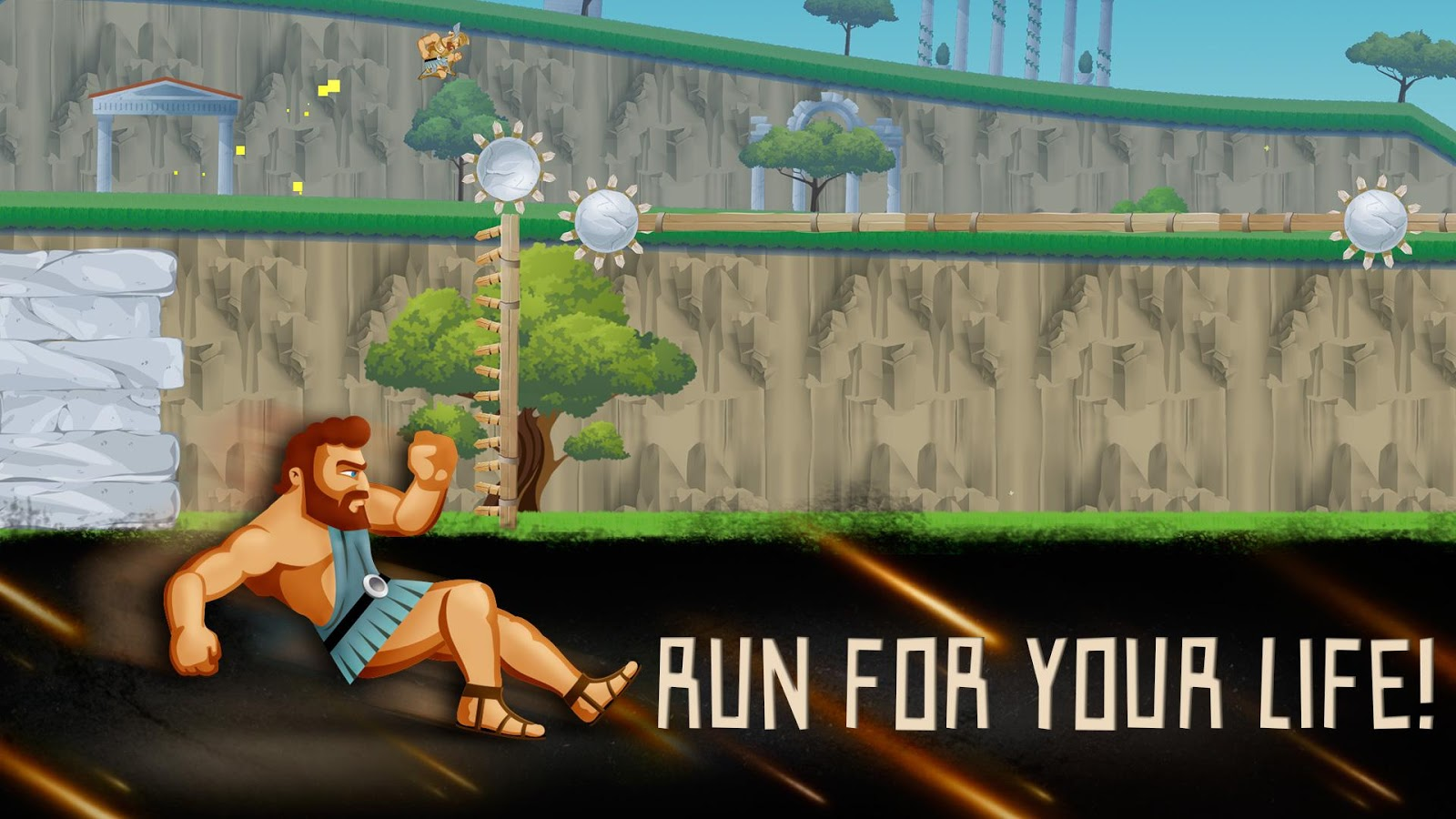 Endless Runner Hero Survival- screenshot