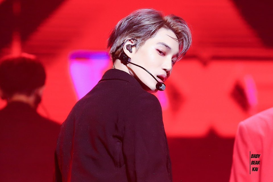 exo kai love shot legend 2