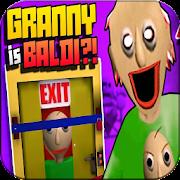Baldi is Scary Granny (Mod) APK Granny Baldis Download