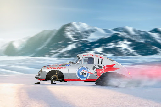 Valkyrie Racing is taking its wild 356 to Antarctica chasing a speed record