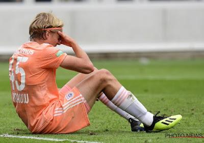 Blessures paars-wit ook nefast voor Belgische U21, start nieuwkomer meteen?