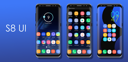 S8 UI - Icon Pack Apps para Android screenshot