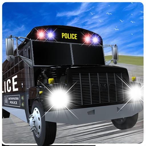 Cops Bus Driver: Crazy 3D Sim (game)
