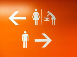 Toilettes LeJarditrain parc de loisirs