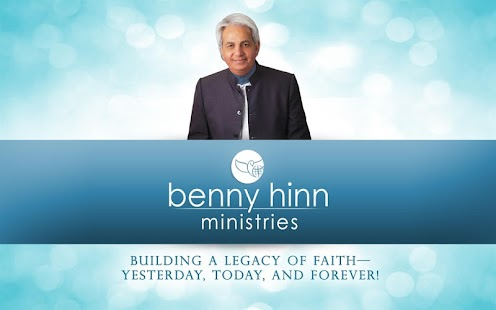 Benny Hinn Ministries- screenshot thumbnail
