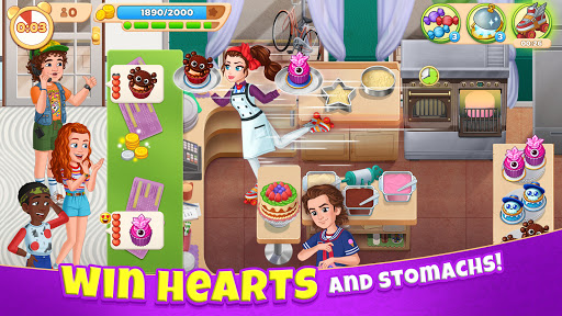 Cooking Diaryu00ae: Best Tasty Restaurant & Cafe Game 1.30.0 screenshots 2