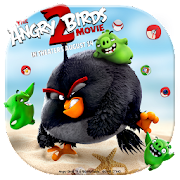 Angry Birds Bad Pigs Themes && Live Wallpapers