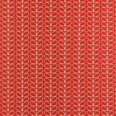 Linear Stem av Orla Kiely - tomato