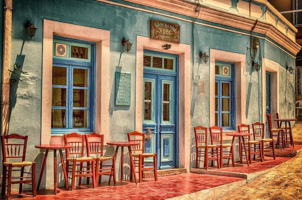 a cafe in greece during coronavirus.jpg