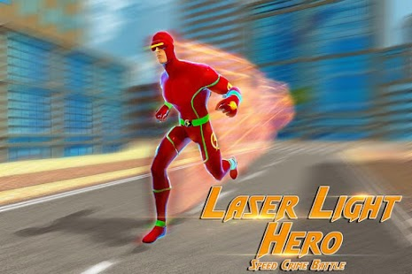 Laser Light Hero Speed Crime Battle - náhled