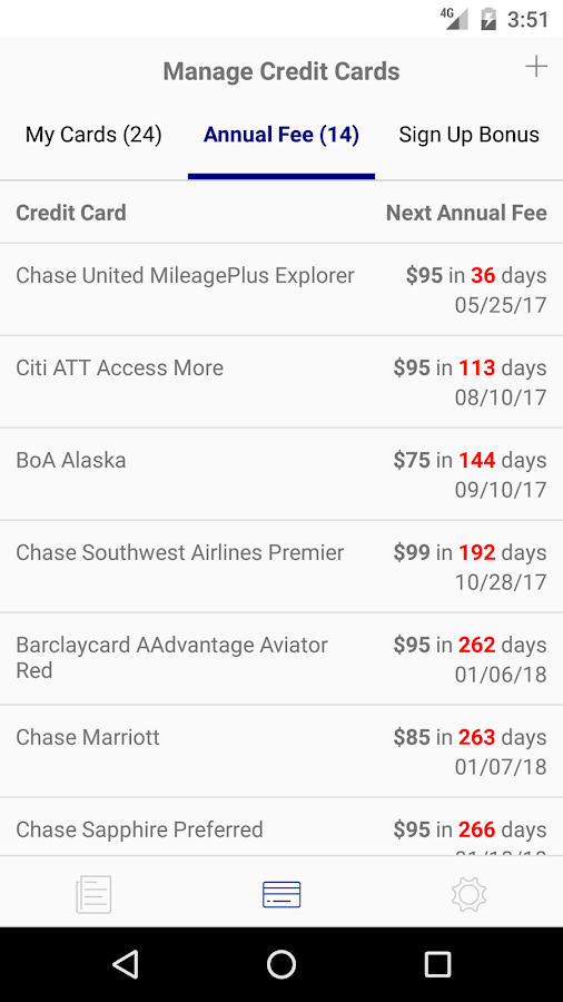 US Credit Card Guide- screenshot