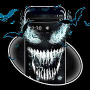 Black Scary Devil Theme
