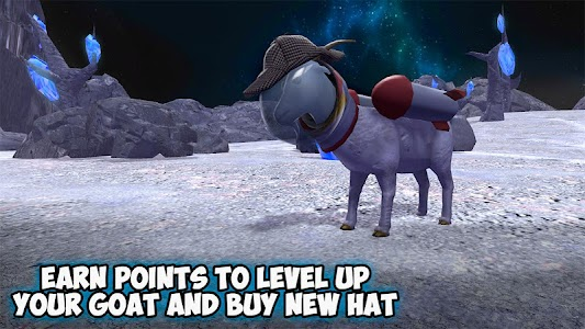 Space Goat Simulator 3D – 2 screenshot 2