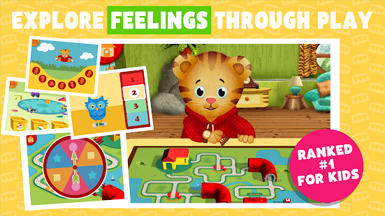 Daniel Tiger Grr-ific Feelings Screenshot