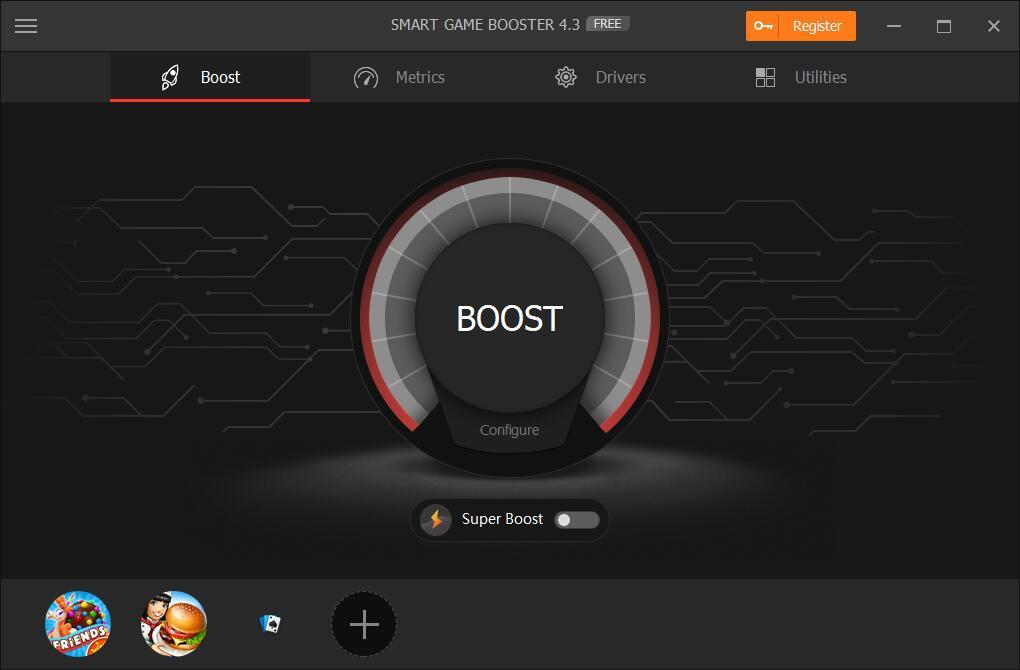 How to increase FPS with Smart Game Booster