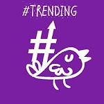 Widget for twitter trends icon