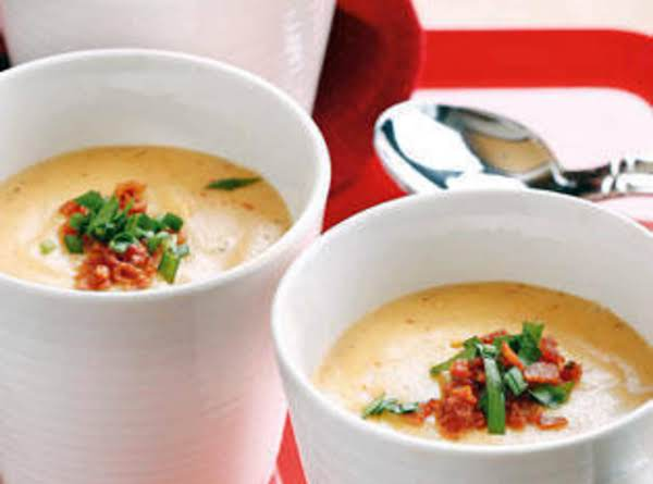 Delightful Corn Chowder Recipe