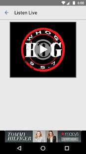WHOG 95.7FM - The Hog - náhled
