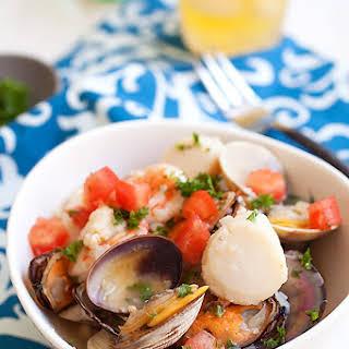 Seafood Stew.