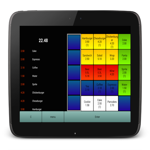 POS System- Cash Register (app)