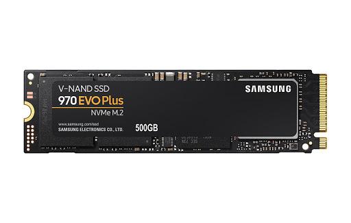 SSD Samsung 970 EVO PLUS 500GB NVMe M.2 (MZ-V7S500BW)_2