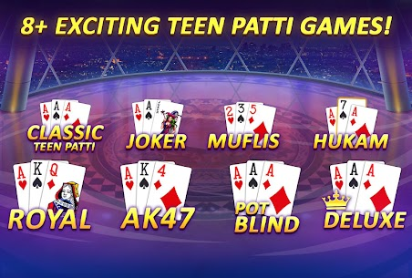 Teen Patti Gold – 3 Patti, Rummy, Poker Card Game 3